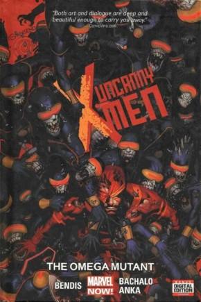 UNCANNY X-MEN VOLUME 5 OMEGA MUTANT HARDCOVER