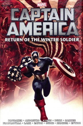 CAPTAIN AMERICA RETURN OF THE WINTER SOLDIER OMNIBUS HARDCOVER