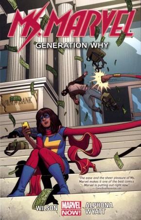 MS MARVEL VOLUME 2 GENERATION WHY GRAPHIC NOVEL