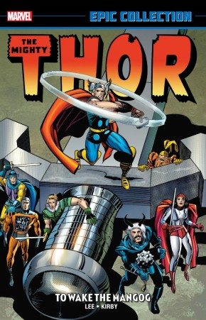 THOR EPIC COLLECTION TO WAKE THE MANGOG GRAPHIC NOVEL