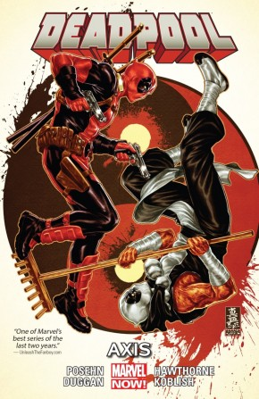 DEADPOOL VOLUME 7 AXIS GRAPHIC NOVEL