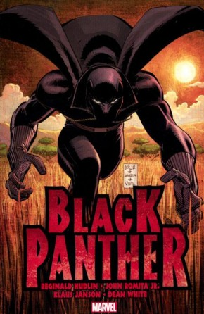 BLACK PANTHER WHO IS BLACK PANTHER GRAPHIC NOVEL