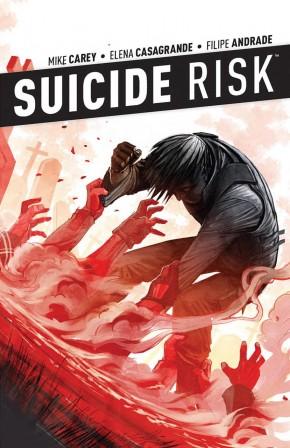 SUICIDE RISK VOLUME 4 GRAPHIC NOVEL
