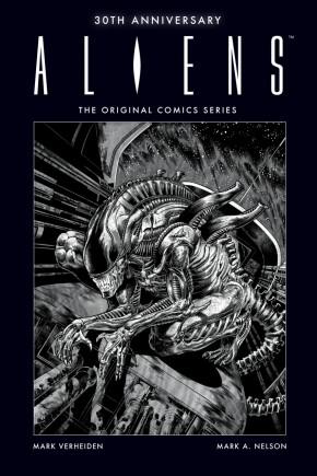 ALIENS ORIGINAL COMICS SERIES VOLUME 1 (30TH ANNIVERSARY) HARDCOVER