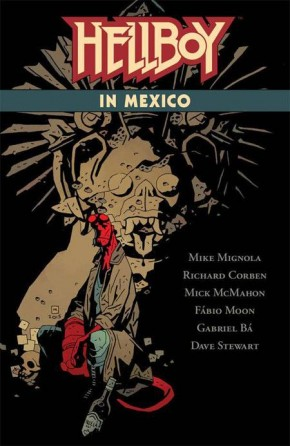 HELLBOY IN MEXICO GRAPHIC NOVEL