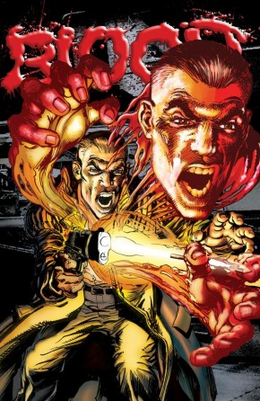 NEAL ADAMS BLOOD GRAPHIC NOVEL