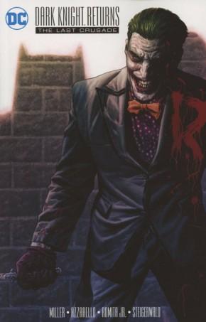 Dark Knight Returns The Last Crusade #1 (Bermejo 1 in 10 Incentive Variant Cover)
