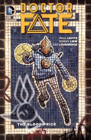 DOCTOR FATE VOLUME 1 THE BLOOD PRICE GRAPHIC NOVEL