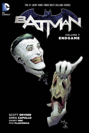 BATMAN VOLUME 7 ENDGAME GRAPHIC NOVEL
