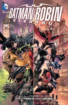 BATMAN AND ROBIN ETERNAL VOLUME 1 GRAPHIC NOVEL