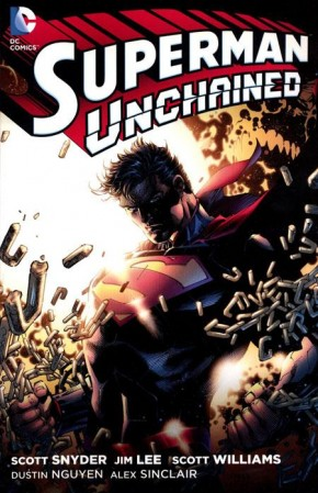SUPERMAN UNCHAINED GRAPHIC NOVEL
