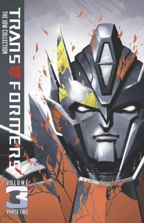 TRANSFORMERS IDW COLLECTION PHASE TWO VOLUME 3 HARDCOVER