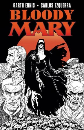 BLOODY MARY GRAPHIC NOVEL