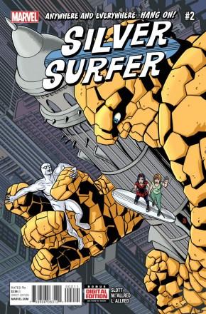 SILVER SURFER #2 (2016 SERIES)