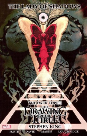 DARK TOWER THE DRAWING OF THE THREE LADY OF SHADOWS GRAPHIC NOVEL