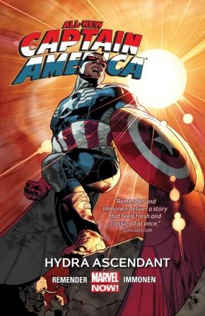 ALL-NEW CAPTAIN AMERICA VOLUME 1 HYDRA ASCENDANT GRAPHIC NOVEL