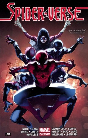 SPIDER-VERSE GRAPHIC NOVEL