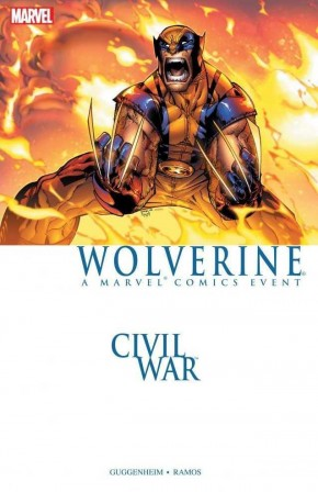 CIVIL WAR WOLVERINE GRAPHIC NOVEL