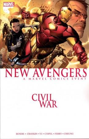 CIVIL WAR NEW AVENGERS GRAPHIC NOVEL