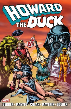 HOWARD THE DUCK THE COMPLETE COLLECTION VOLUME 2 GRAPHIC NOVEL