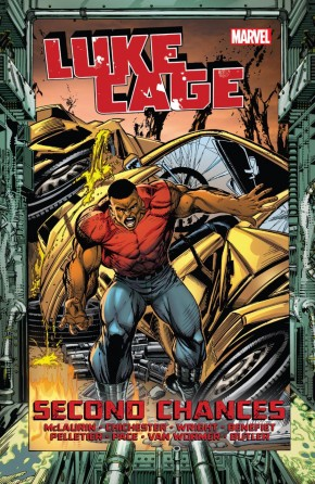 LUKE CAGE VOLUME 2 SECOND CHANCES GRAPHIC NOVEL