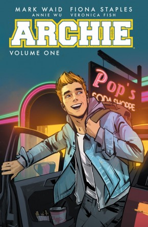 ARCHIE VOLUME 1 GRAPHIC NOVEL