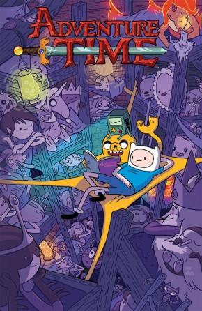 ADVENTURE TIME VOLUME 8 GRAPHIC NOVEL