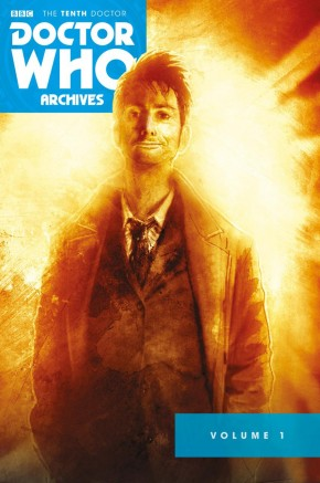 DOCTOR WHO 10TH DOCTOR ARCHIVES OMNIBUS VOLUME 1 GRAPHIC NOVEL