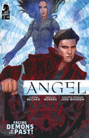 ANGEL SEASON 11 #2