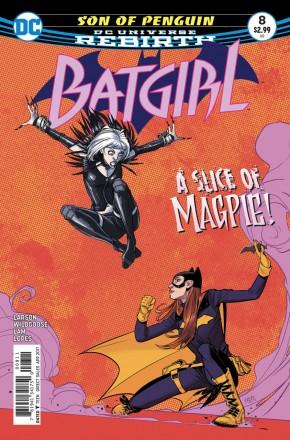 BATGIRL #8 (2016 SERIES)