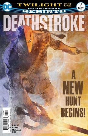 DEATHSTROKE #12 (2016 SERIES)