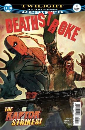 DEATHSTROKE #13 (2016 SERIES)