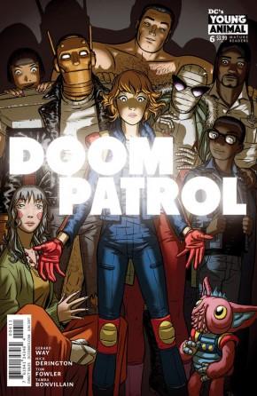 DOOM PATROL #6 (2016 SERIES)