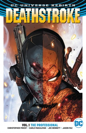 DEATHSTROKE VOLUME 1 THE PROFESSIONAL GRAPHIC NOVEL