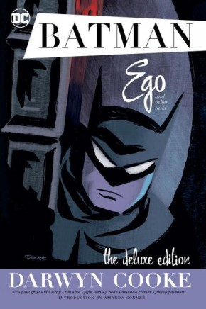 BATMAN EGO AND OTHER TAILS DELUXE EDITION HARDCOVER