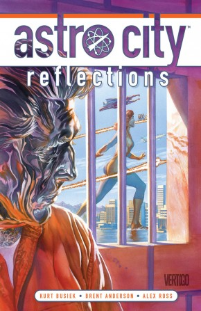 ASTRO CITY REFLECTIONS HARDCOVER