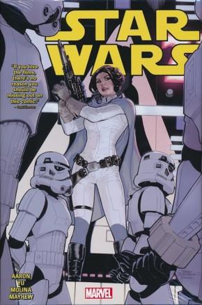STAR WARS VOLUME 2 DODSON DM VARIANT EDITION HARDCOVER