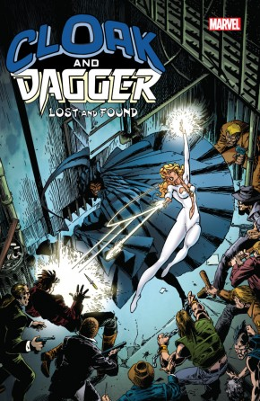 CLOAK AND DAGGER LOST AND FOUND GRAPHIC NOVEL