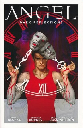 ANGEL SEASON 11 VOLUME 3 DARK REFLECTIONS GRAPHIC NOVEL