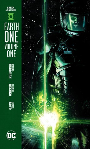 GREEN LANTERN EARTH ONE VOLUME 1 HARDCOVER