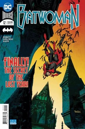 BATWOMAN #12 (2017 SERIES)