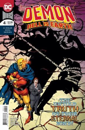 DEMON HELL IS EARTH #4