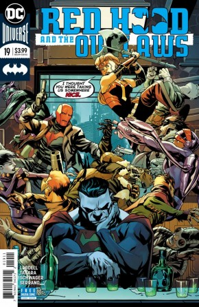 RED HOOD AND THE OUTLAWS #19 (2016 SERIES)