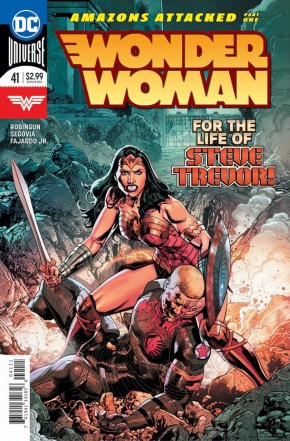 WONDER WOMAN #41 (2016 SERIES)