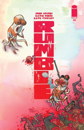 RUMBLE #3 (2017 SERIES)