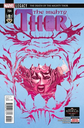 MIGHTY THOR #704 (2015 SERIES)