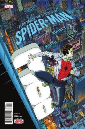 PETER PARKER SPECTACULAR SPIDER-MAN #300  (2017 SERIES)