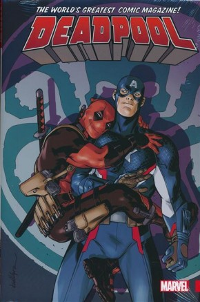 DEADPOOL WORLDS GREATEST VOLUME 4 HARDCOVER