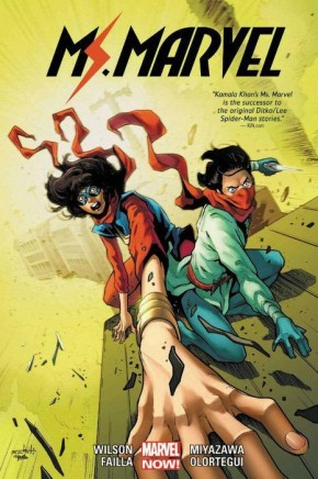 MS MARVEL VOLUME 4 HARDCOVER