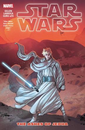 STAR WARS VOLUME 7 ASHES OF JEDHA GRAPHIC NOVEL